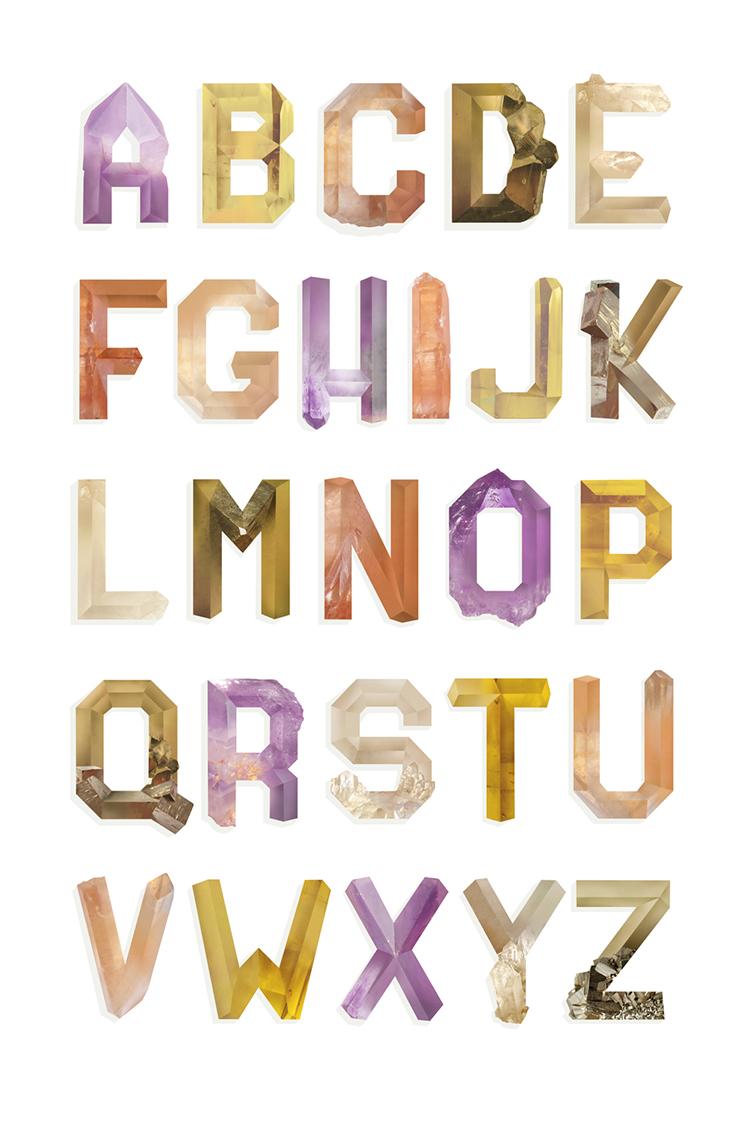 Bandit Alphabet  - Melissa McFeeters
