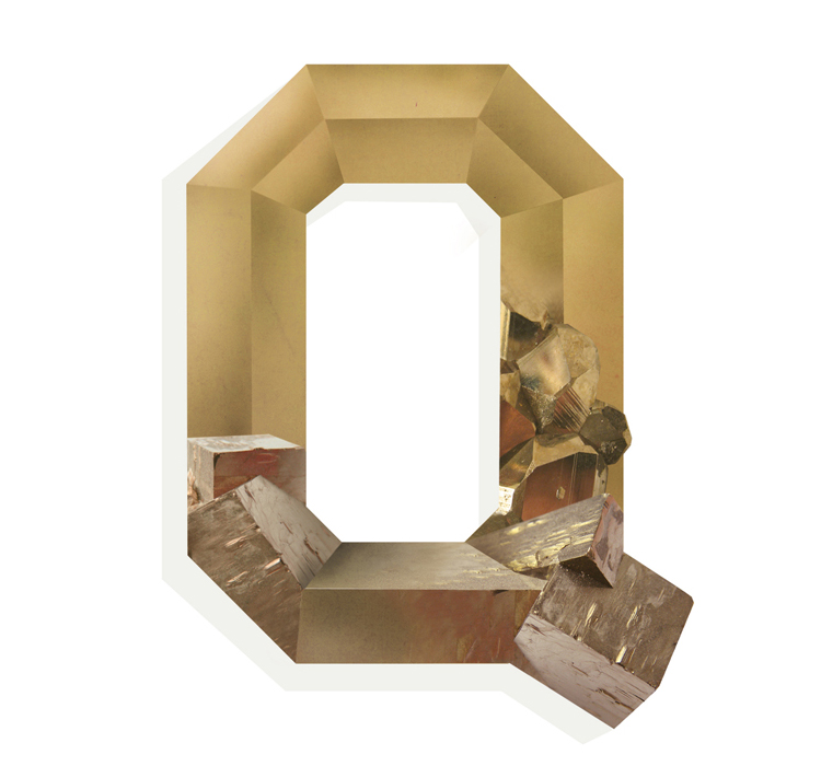 Bandit Alphabet - Q - Melissa McFeeters