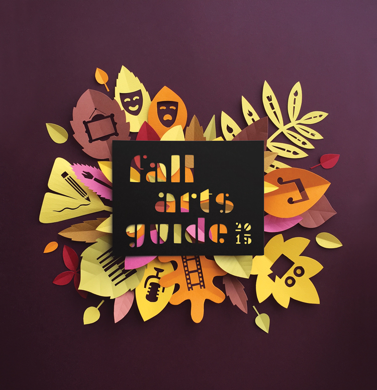 Melissa McFeeters - Fall Arts Guide 2015