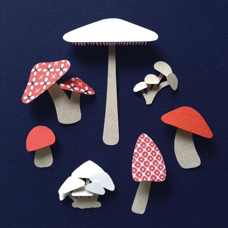 Melissa McFeeters - Mushrooms