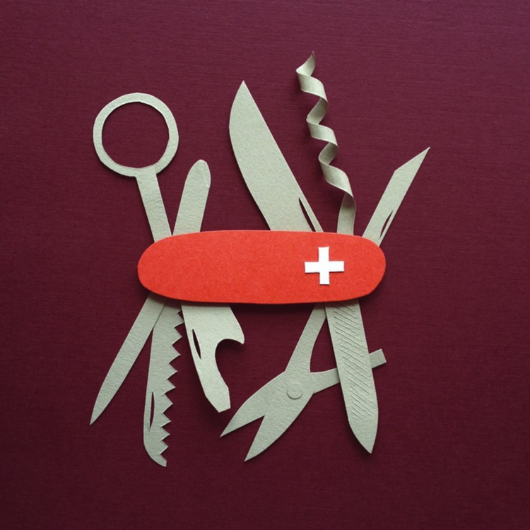 Melissa McFeeters - Swiss Army Knife