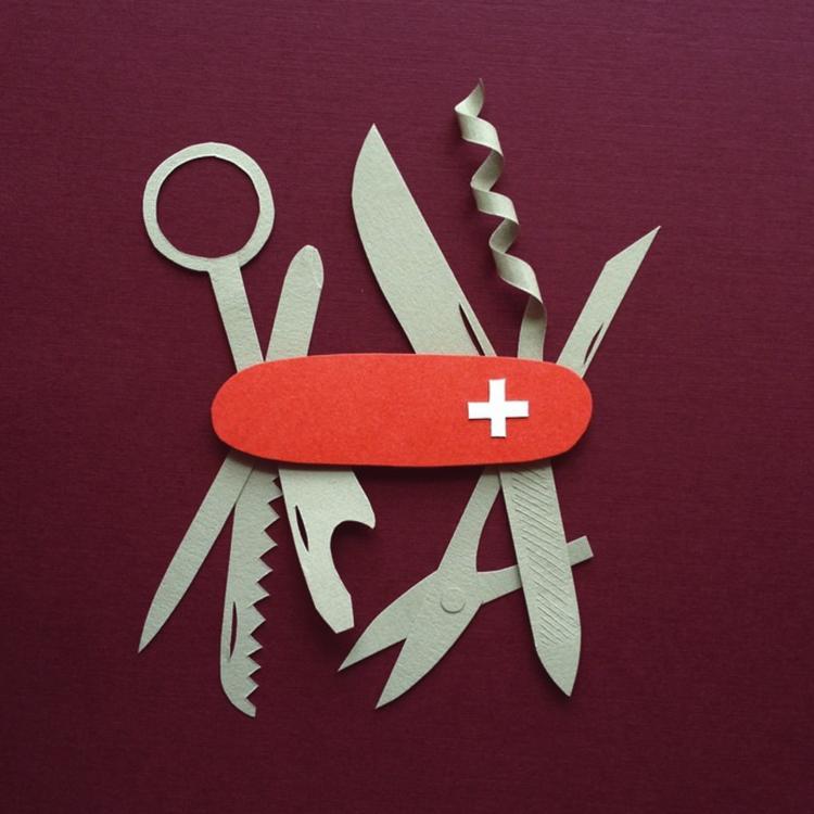 Melissa McFeeters - Swiss Army Knife